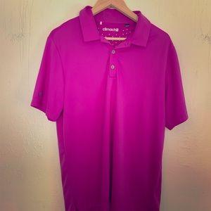 Right purple climachill adidas performance shirt!